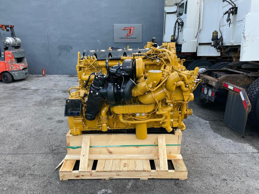USED 2009 CAT C15 ACERT TRUCK ENGINE TRUCK PARTS #3039