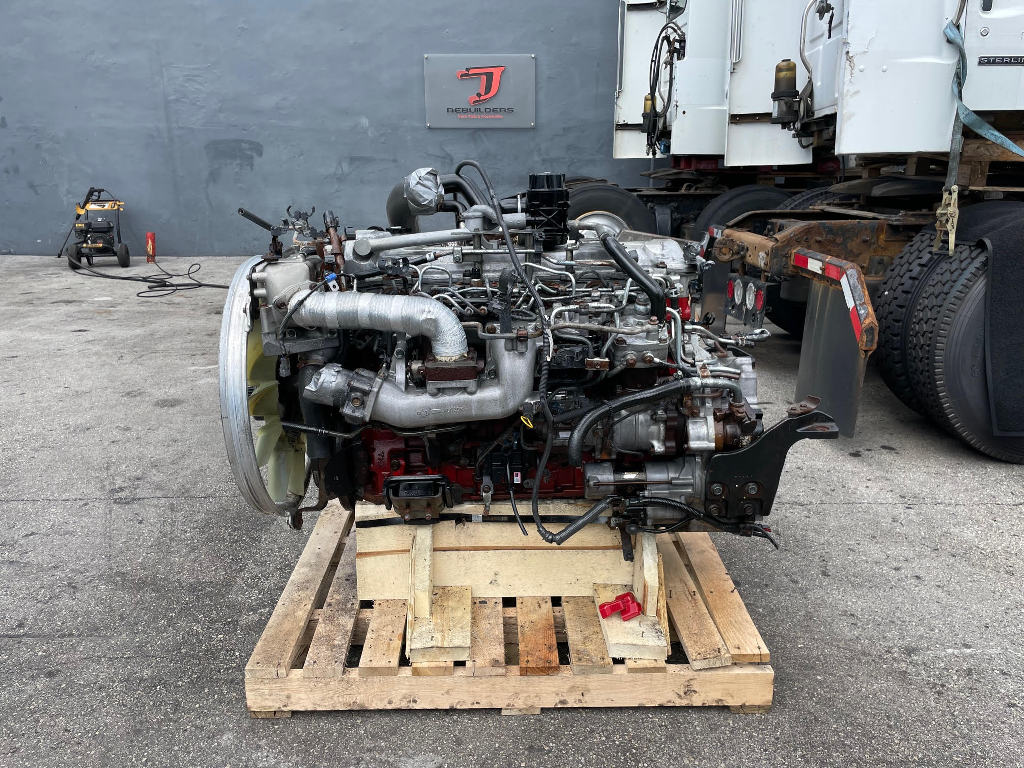 USED 2013 HINO J08E-VC TRUCK ENGINE TRUCK PARTS #3041