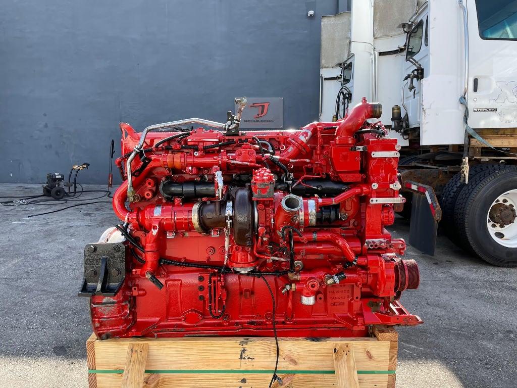 USED 2018 CUMMINS X15 TRUCK ENGINE TRUCK PARTS #3042