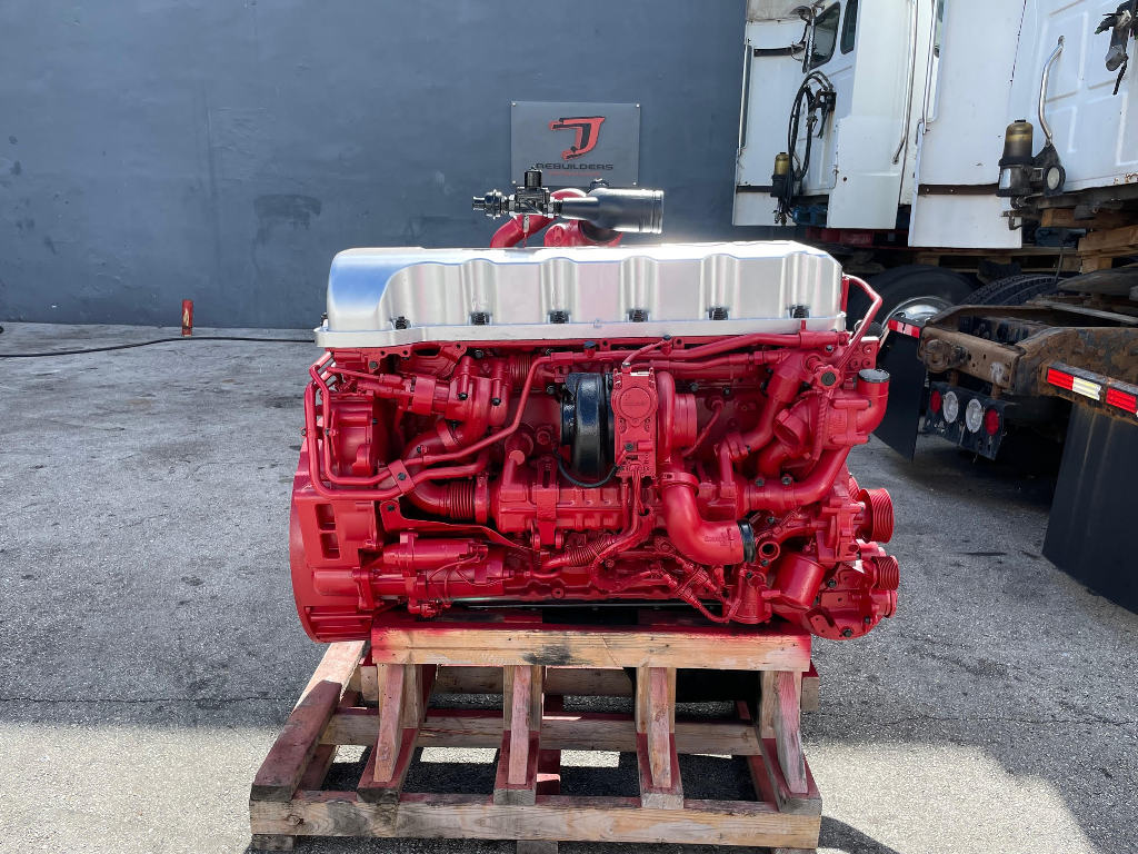 USED 2009 MACK MP7 TRUCK ENGINE TRUCK PARTS #3044