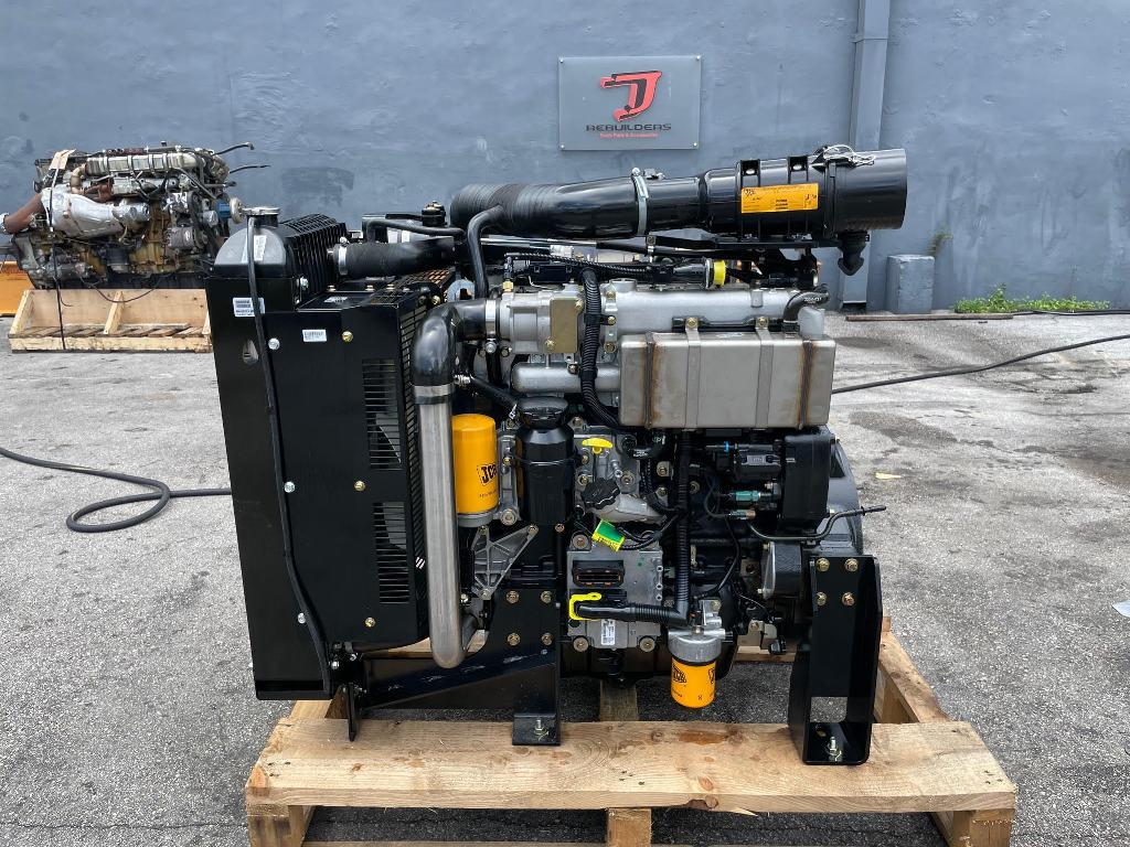 NEW 2014 JCB 444 TA4-55 EQUIPMENT ENGINE TRUCK PARTS #3050