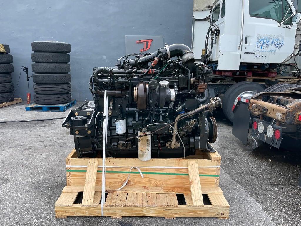 USED 2006 CUMMINS ISM TRUCK ENGINE TRUCK PARTS #3052