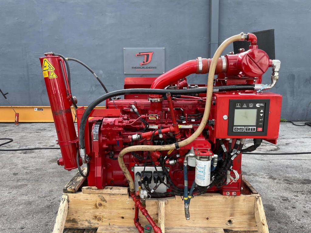 NEW 2014 CUMMINS QSL9 EQUIPMENT ENGINE TRUCK PARTS #3059