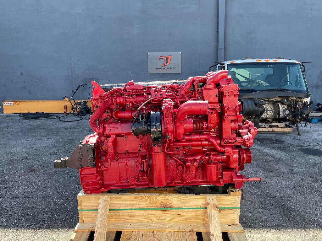 USED 2011 CUMMINS ISX15 TRUCK ENGINE TRUCK PARTS #3061