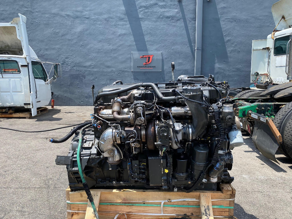 USED 2014 PACCAR MX-13 TRUCK ENGINE TRUCK PARTS #3063