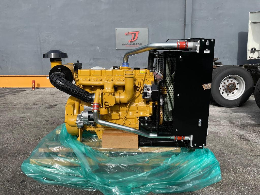 NEW 2014 CATERPILLAR C6.6 ACERT EQUIPMENT ENGINE TRUCK PARTS #3075