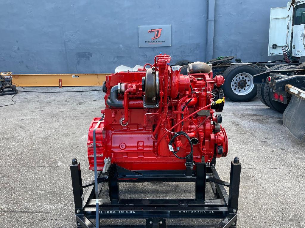 NEW 2012 CUMMINS ISL9 TRUCK ENGINE TRUCK PARTS #3076