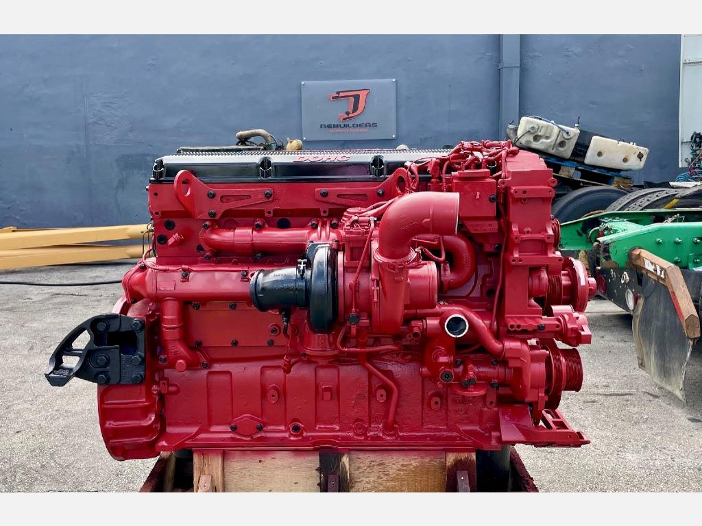 USED 2008 CUMMINS ISX TRUCK ENGINE TRUCK PARTS #3080