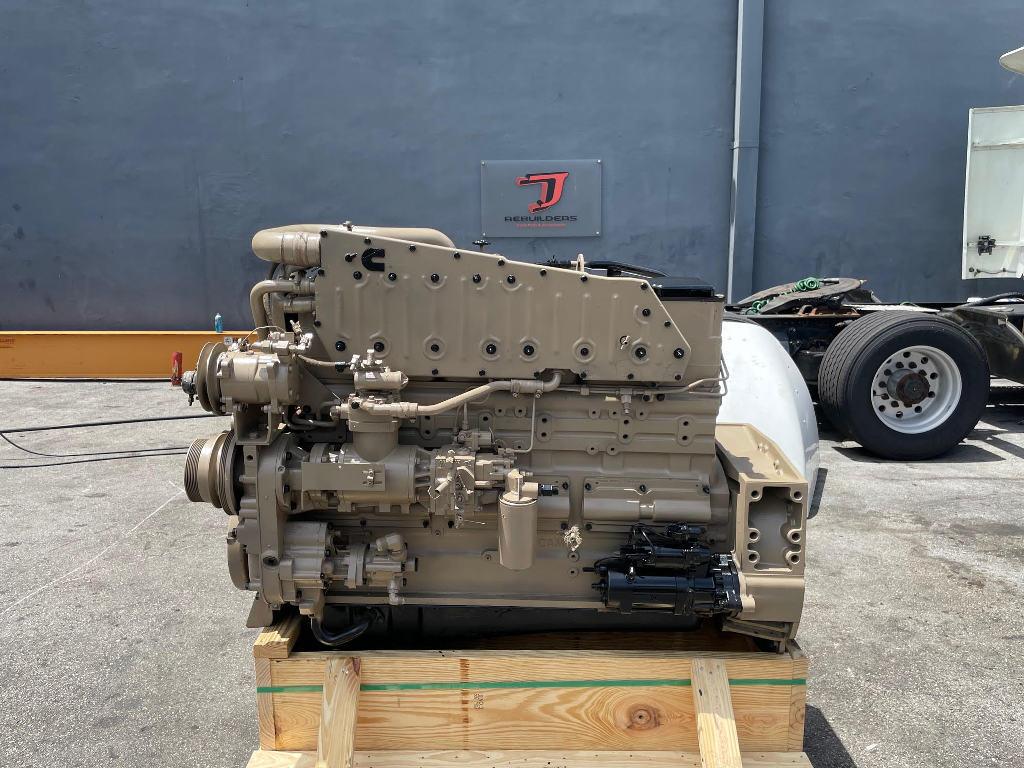 USED 1989 CUMMINS BIG CAM TRUCK ENGINE TRUCK PARTS #3081