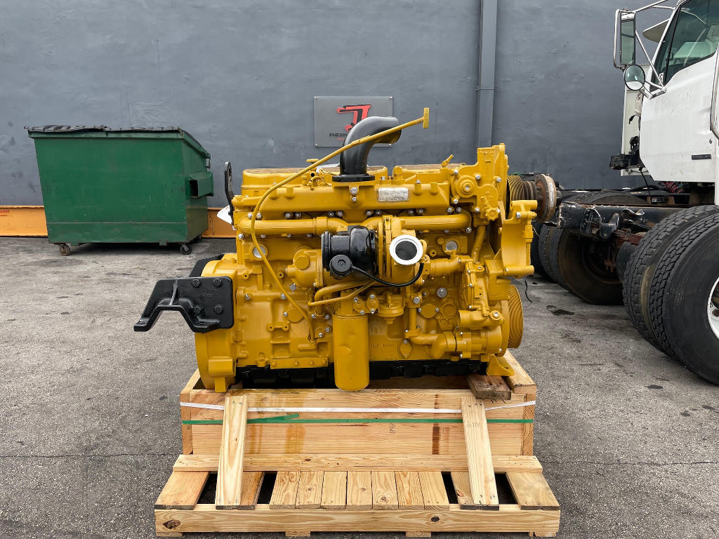 USED 1999 CAT C12 TRUCK ENGINE TRUCK PARTS #3082