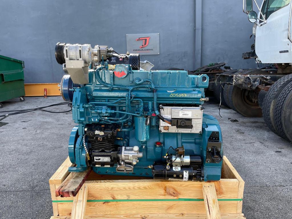 NEW 2008 INTERNATIONAL DT530E TRUCK ENGINE TRUCK PARTS #3083
