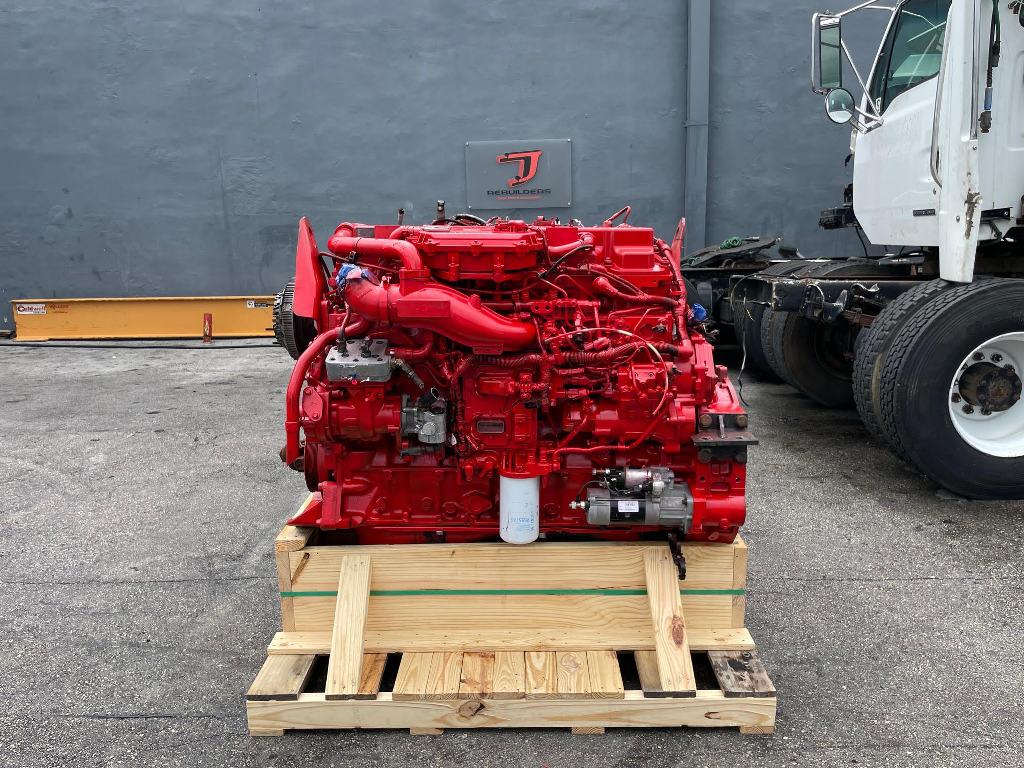 USED 2013 CUMMINS ISX12 TRUCK ENGINE TRUCK PARTS #3086