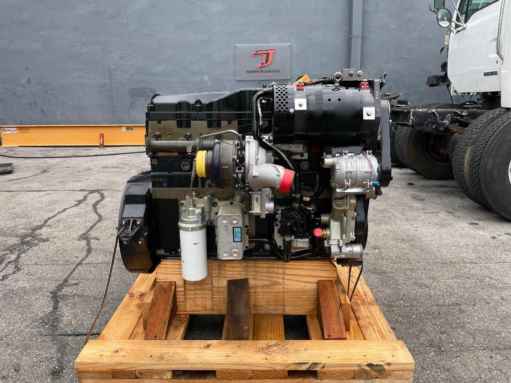 NEW 2009 INTERNATIONAL MAXXFORCE 9 TRUCK ENGINE TRUCK PARTS #3089