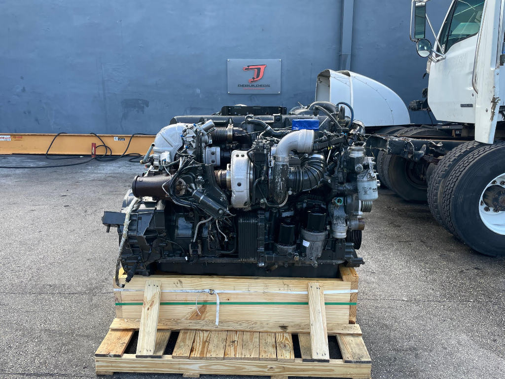 USED 2010 PACCAR MX-13 TRUCK ENGINE TRUCK PARTS #3090