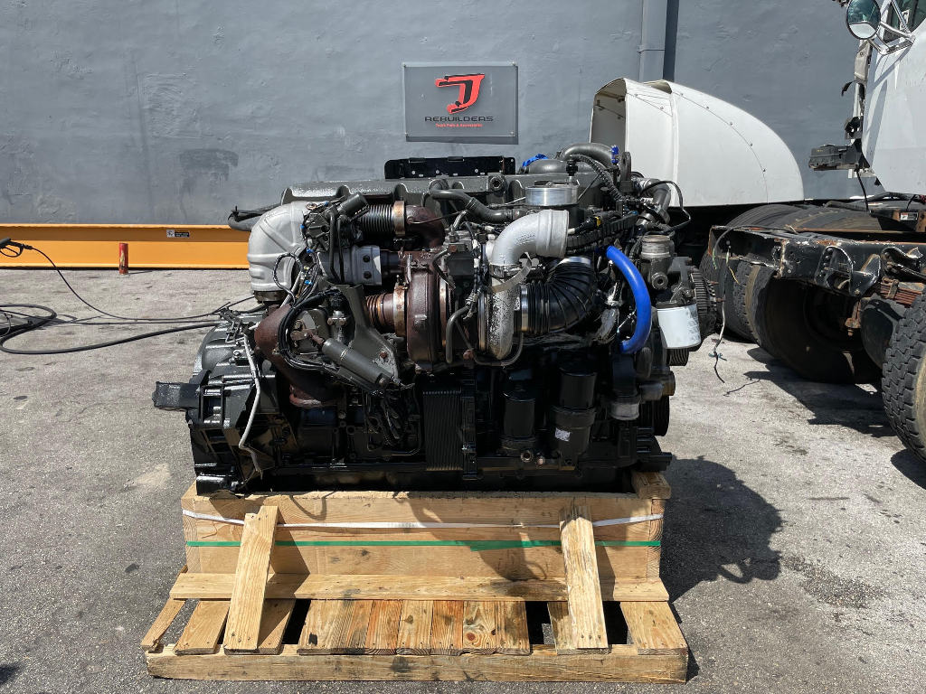 USED 2011 PACCAR MX-13 TRUCK ENGINE TRUCK PARTS #3097