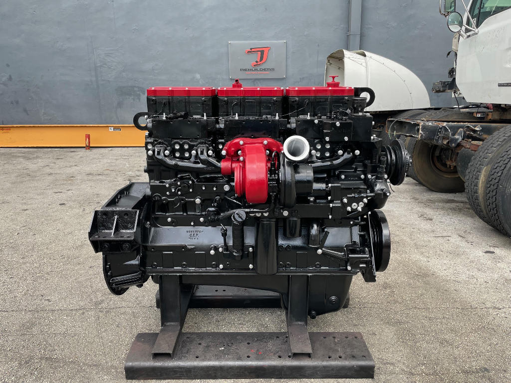 USED 1995 CUMMINS N14 CELECT TRUCK ENGINE TRUCK PARTS #3099