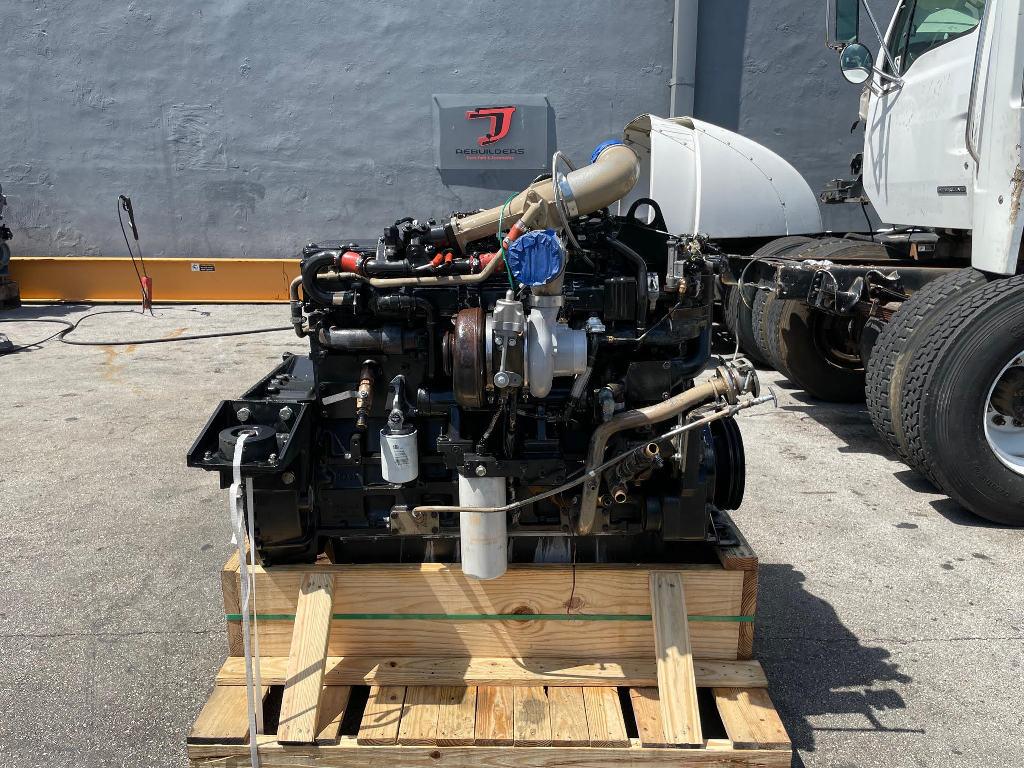 USED 2006 CUMMINS ISM TRUCK ENGINE TRUCK PARTS #3102