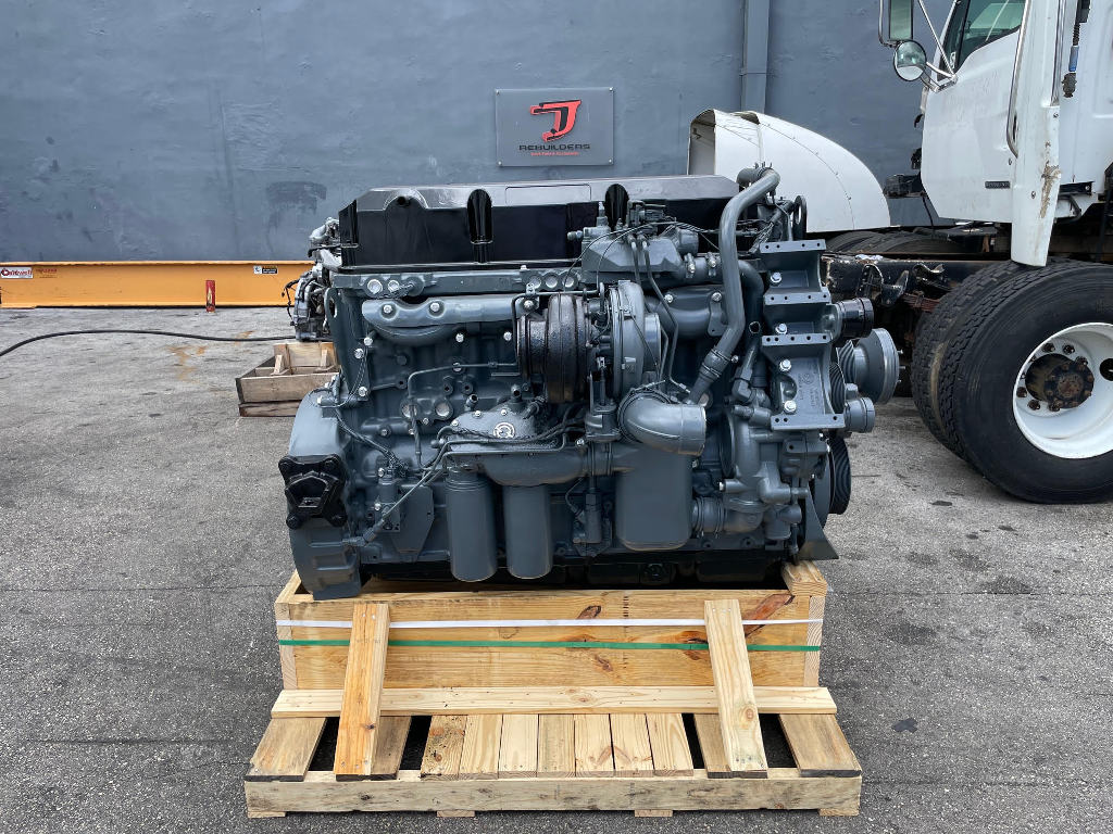 USED 2005 DETROIT SERIES 60 14.0L TRUCK ENGINE TRUCK PARTS #3103