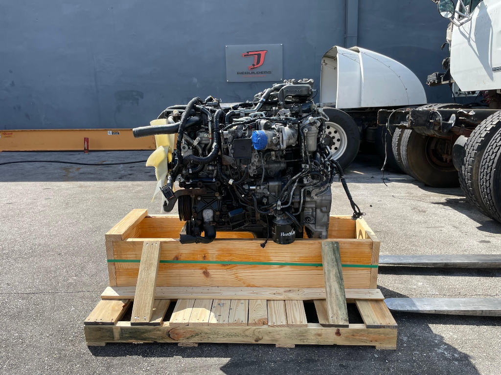 USED 2012 ISUZU 4HK1TC TRUCK ENGINE TRUCK PARTS #3104