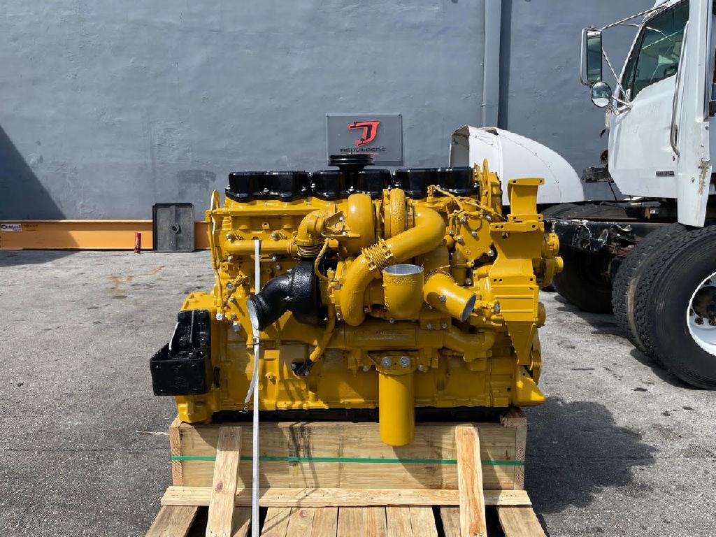 USED 2004 CAT C15 ACERT TRUCK ENGINE TRUCK PARTS #3107