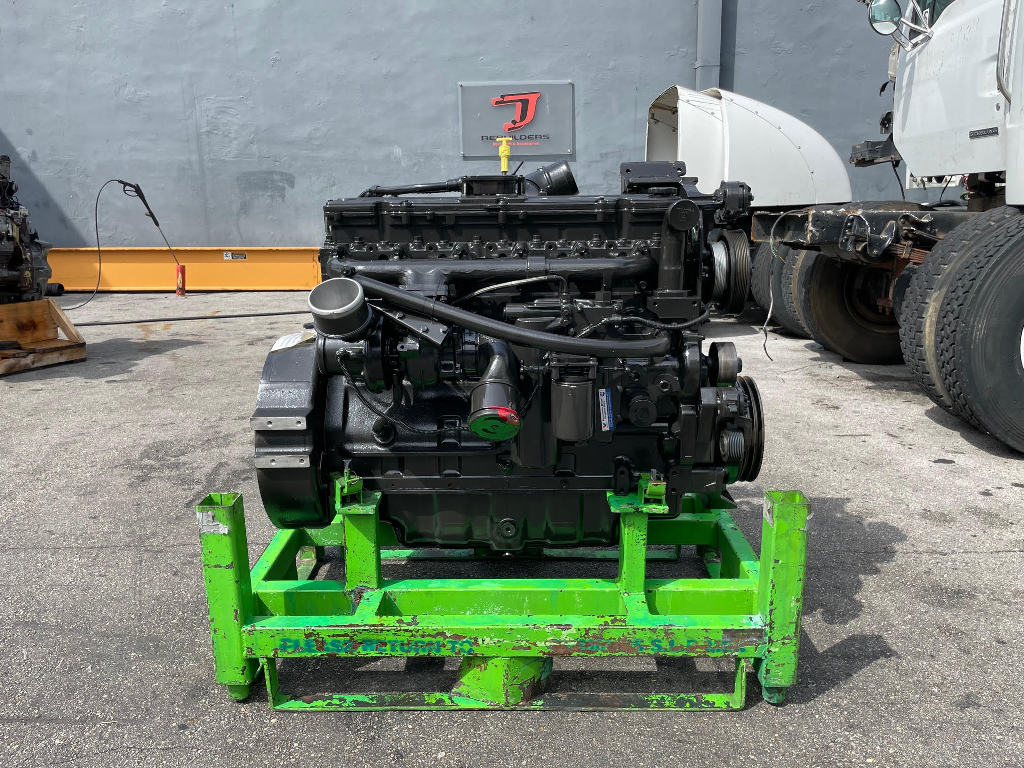 NEW 2012 CUMMINS ISC 8.3 TRUCK ENGINE TRUCK PARTS #3113
