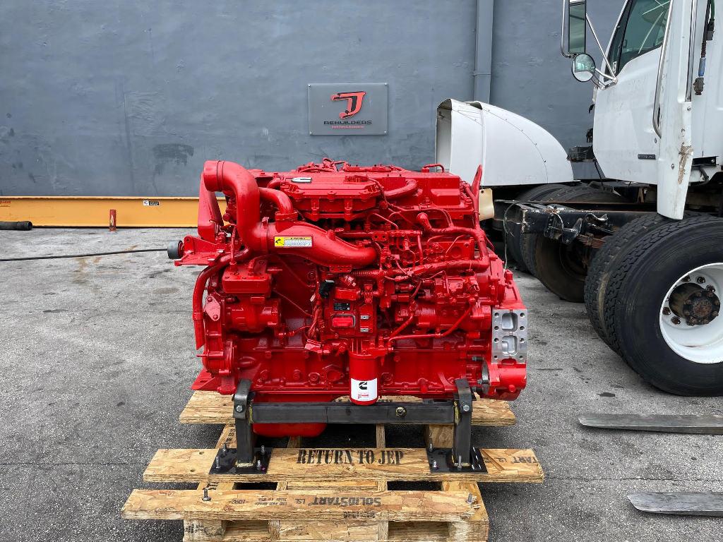 NEW 2018 CUMMINS ISX12 TRUCK ENGINE TRUCK PARTS #3116