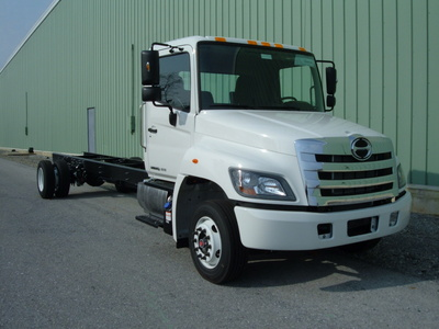 NEW 2020 HINO 258ALP CAB CHASSIS TRUCK #1078-2