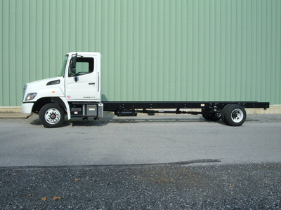 NEW 2020 HINO 258ALP CAB CHASSIS TRUCK #1078-4
