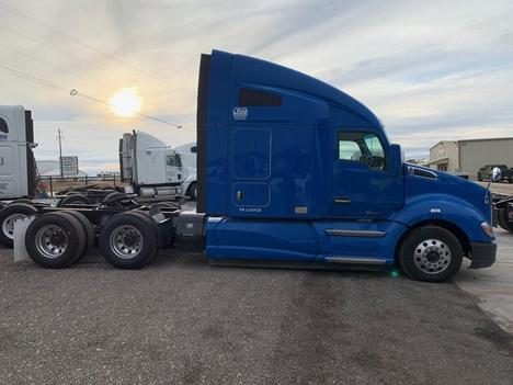 USED 2016 KENWORTH T680 TANDEM AXLE SLEEPER TRUCK #1562-2
