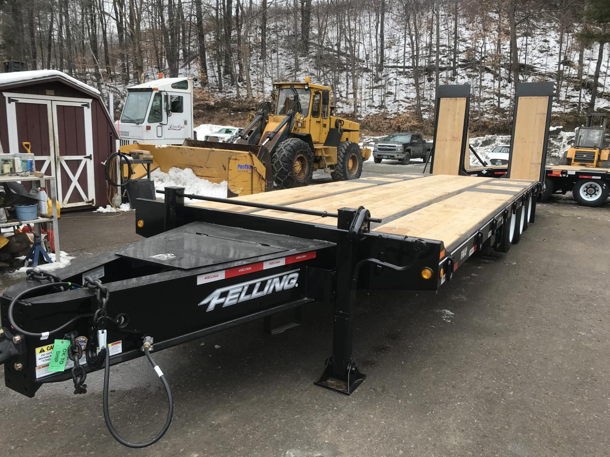 2022 FELLING FT-50-3 LP Tag Trailer #1