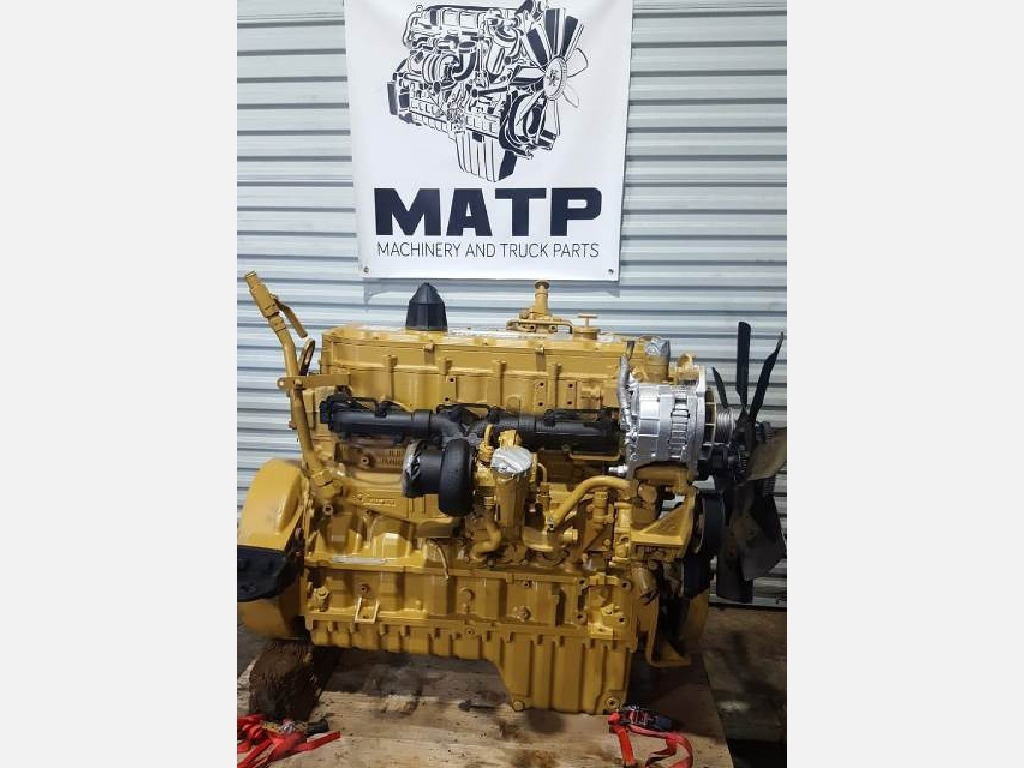 USED 1999 CAT 3126 COMPLETE ENGINE TRUCK PARTS #10870