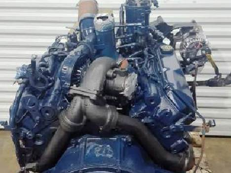 1996 INTERNATIONAL T444E Complete Engine #10881