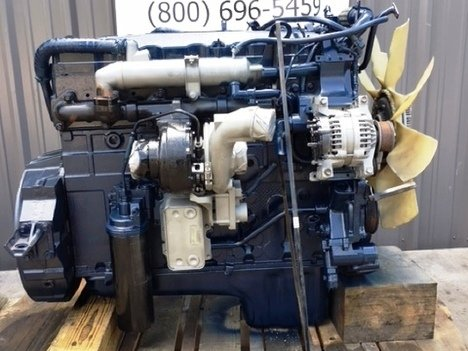 2006 INTERNATIONAL DT466E Complete Engine #10894