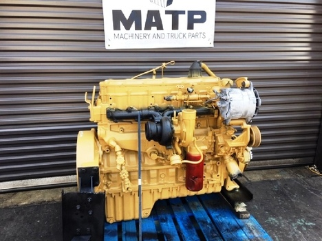 USED 1999 CAT 3126 TRUCK ENGINE TRUCK PARTS #11390