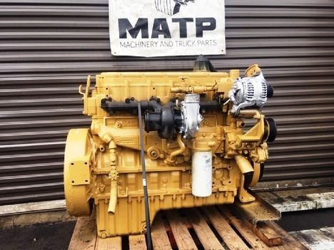 USED 1999 CAT 3126 TRUCK ENGINE TRUCK PARTS #11732