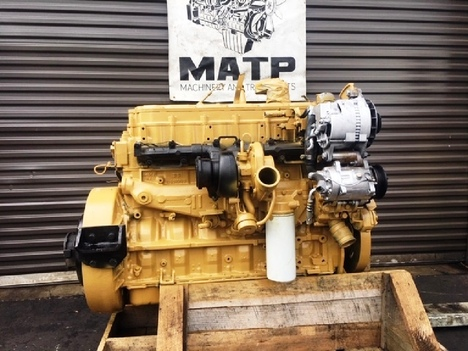USED 2002 CAT 3126 TRUCK ENGINE TRUCK PARTS #11734