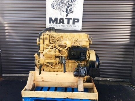 USED 2000 CAT 3126 TRUCK ENGINE TRUCK PARTS #11876