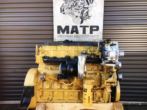 USED 2005 CAT C7 TRUCK ENGINE TRUCK PARTS #12277