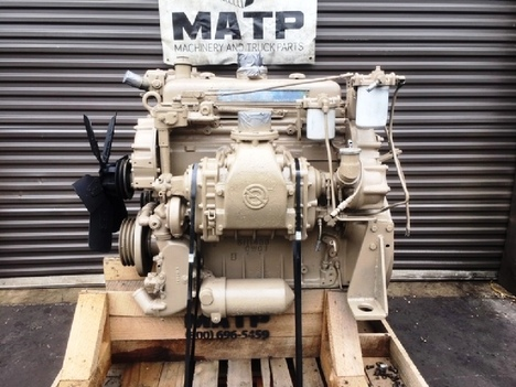DETROIT DIESEL 4-71 Complete Engine #12403