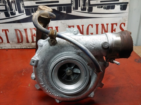 USED 2002 INTERNATIONAL DT466E TURBO CHARGER TRUCK PARTS #12579