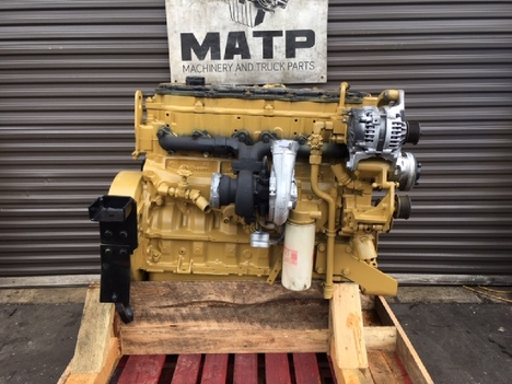 USED 2004 CAT C7 TRUCK ENGINE TRUCK PARTS #12590