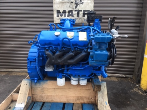 1993 GMC 8.2L Complete Engine #12850