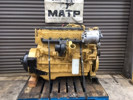 USED 2006 CAT C7 TRUCK ENGINE TRUCK PARTS #13100