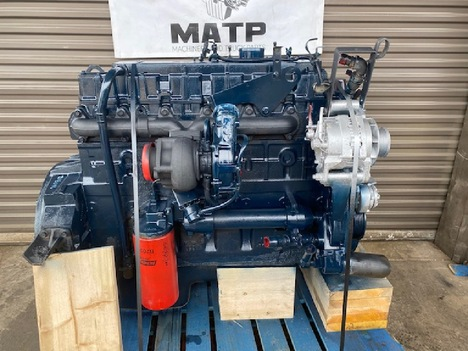 2002 INTERNATIONAL DT466E Complete Engine #14531