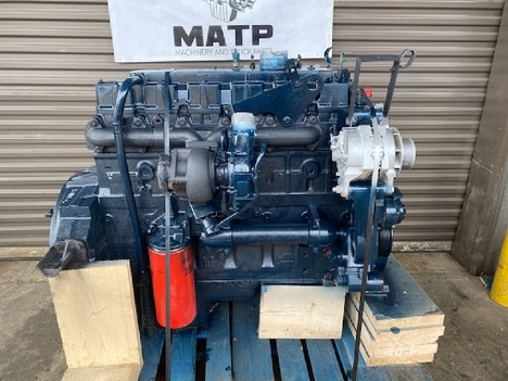2002 INTERNATIONAL DT466E Complete Engine #14532