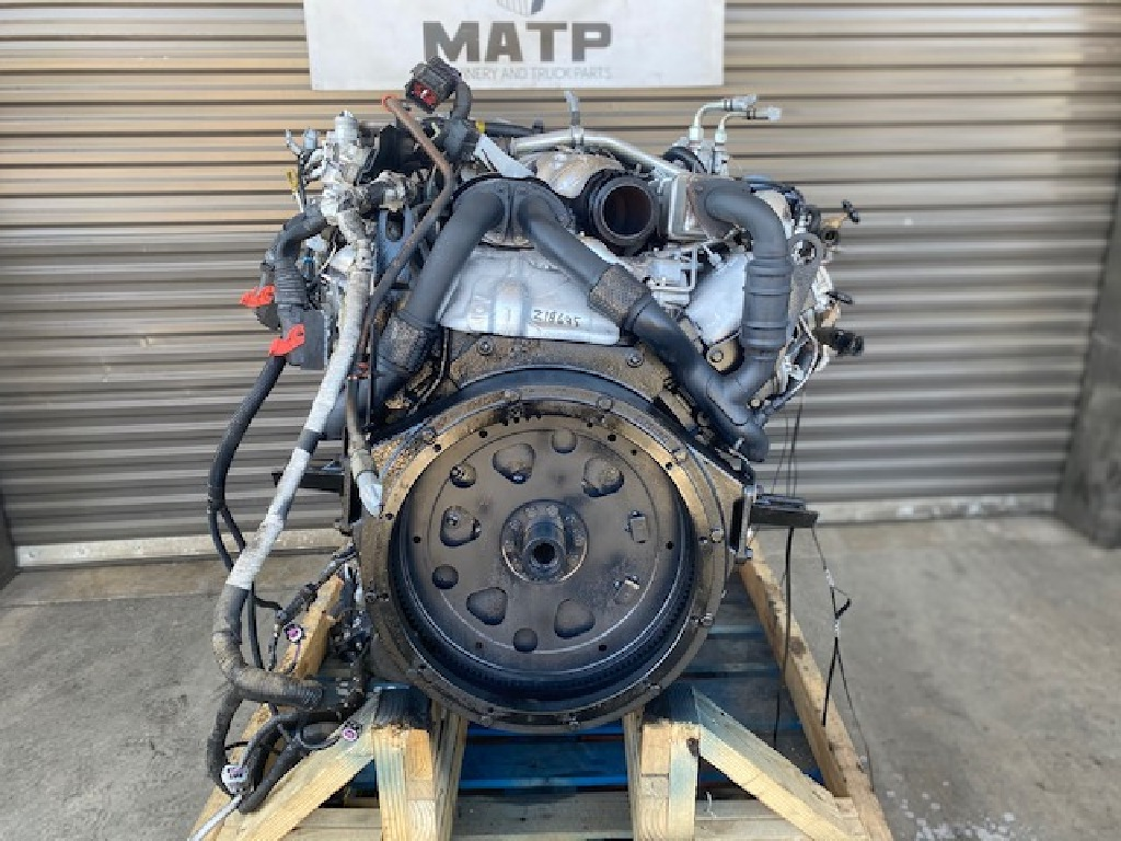 USED 2009 INTERNATIONAL MAXXFORCE 7 COMPLETE ENGINE TRUCK PARTS #14679