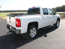 USED 2008 CHEVROLET CREW CAB 1500 LTZ 4WD 1/2 TON PICKUP TRUCK #1156-6
