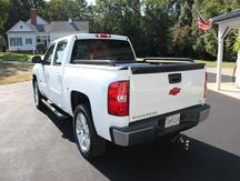 USED 2008 CHEVROLET CREW CAB 1500 LTZ 4WD 1/2 TON PICKUP TRUCK #1156-8
