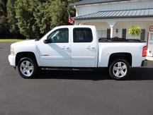 USED 2008 CHEVROLET CREW CAB 1500 LTZ 4WD 1/2 TON PICKUP TRUCK #1156-9