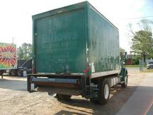 USED 2006 STERLING ACTERRA BOX VAN TRUCK #1213-7